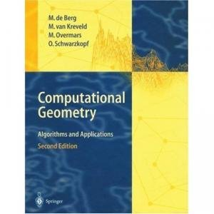 Computational Geometry. Algorithms and Applications free download