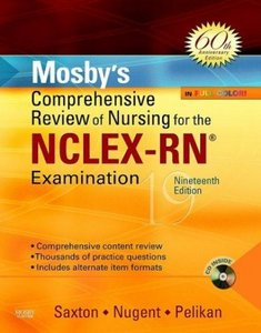 Mosby Complete Review of Nursing for NCLEX-RN free download