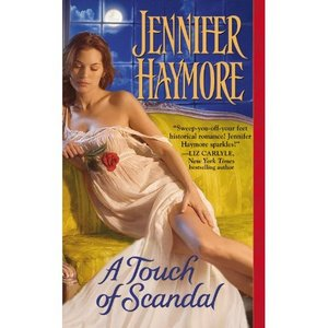 A Touch of Scandal - Jennifer Haymore free download