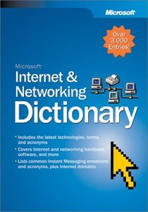 Microsoft Internet Networking Dictionary free download