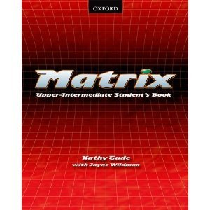 Matrix Upper-Intermediate Audio free download