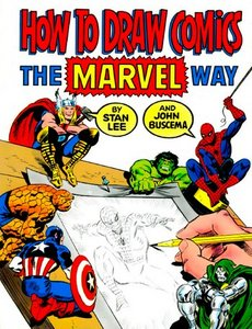How To Draw Comics The Marvel Way free download