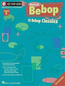 Jazz Play Along Vol. 5 - Best Of Bebop free download