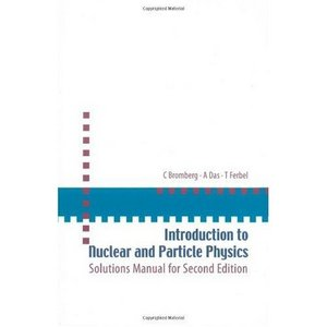 Introduction to Nuclear and Particle Physics 2nd edition free download