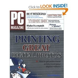 PC Magazine Guide to Printing Great Digital Photos free download