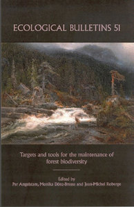 P. Angelstam, M. Donz-Breuss, J.-M.Roberge - Targets and Tools for the Maintenance of Forest Biodiversity free download