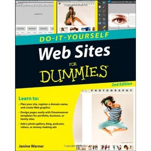 Web Sites Do-It-Yourself For Dummies free download