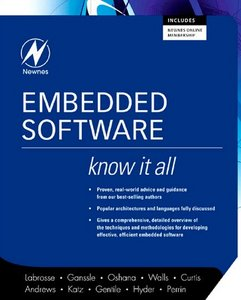 Embedded Software (know it all) free download