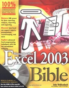 Excel 2003 Bible free download