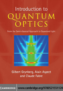 Introduction to Quantum Optics: From the Semi-classical Approach to Quantized Light free download