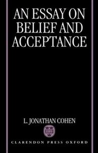 essays on belief As human beings, we all have our own values, beliefs and attitudes that we have developed throughout the course of our lives our family, friends, community and the experiences we have had all contribute to our sense of.