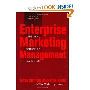 Enterprise Marketing Management: The New Science of Marketing free download