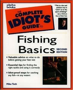 Complete Idiot's Guide to Fishing Basics free download