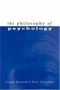 The Philosophy of Psychology free download