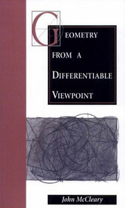 Geometry from a Differentiable Viewpoint free download