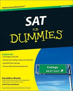 SAT For Dummies, 7 Edition free download