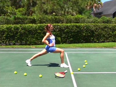 Yoga Pulse: Anastasia's Easy Power Flexibility for Tennis free download