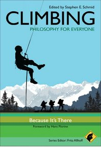 Climbing - Philosophy for Everyone: Because It's There free download