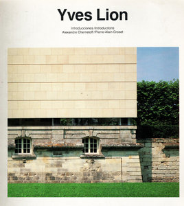 Yves Lion (Current Architecture Catalogues) free download