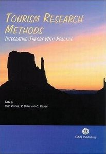 Tourism Research Methods free download
