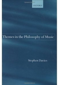 Themes in the Philosophy of Music free download