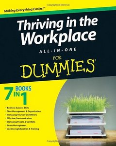 Thriving in the Workplace All-in-One For Dummies free download
