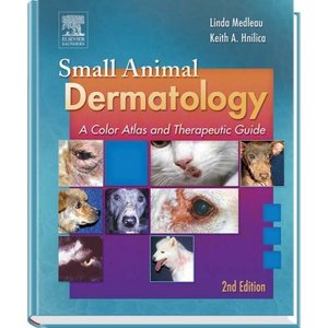 Small Animal Dermatology: A Color Atlas and Therapeutic Guide free download