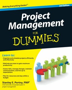 Project Management For Dummies, 3 Edition free download