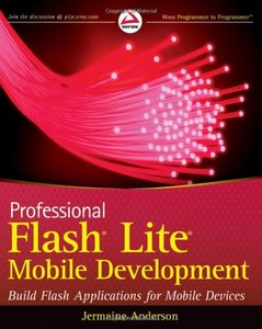 Professional Flash Lite Mobile Development free download