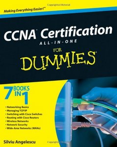 CCNA Certification All-In-One For Dummies free download