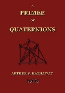 A Primer Of Quaternions - Illustrated free download