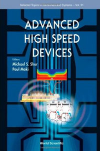 Advanced High Speed Devices (Selected Topics in Electronics and Systems) free download