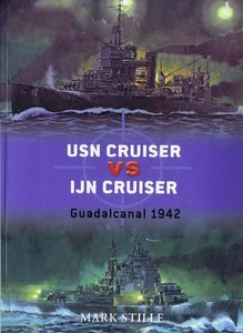 USN Cruiser vs IJN Cruiser.Guadalcanal 1942 (Osprey Duel - 22) free download