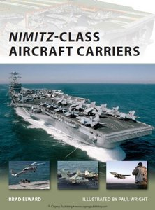 Nimitz Class Aircraft Carriers (Osprey New Vanguard 174) free download