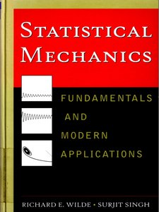 Statistical Mechanics: Fundamentals and Modern Applications free download