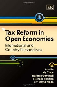 Tax Reform in Open Economies: International and Country Perspectives free download