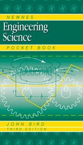 Engineering Science Pocket Book, Third Edition free download