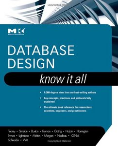 Database Design: Know It All free download