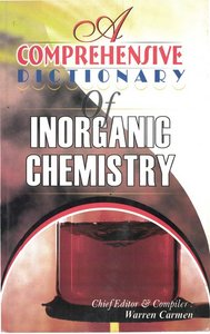 A Comprehensive Dictionary of Inorganic Chemistry free download