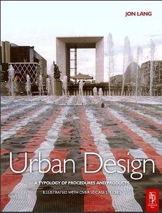 Urban Design: A typology of Procedures and Products free download