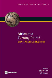 Delfin S. Go - Africa at a Turning Point?: Growth, Aid, and External Shocks free download