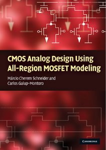 CMOS Analog Design Using All-Region MOSFET Modeling free download