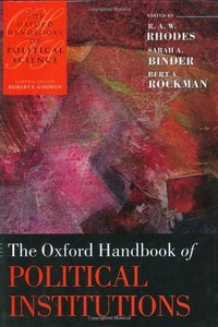 The Oxford Handbook of Political Institutions free download