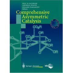 Comprehensive Asymmetric Catalysis free download