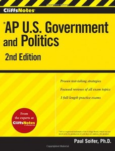 CliffsNotes AP U.S. Government and Politics free download