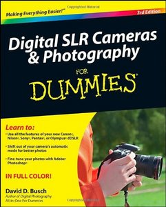 Digital SLR Cameras and Photography For Dummies free download