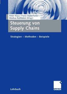 Steuerung von Supply Chains: Strategien - Methoden - Beispiele free download