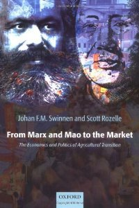 From Marx and Mao to the Market: The Economics and Politics of Agricultural Transition free download