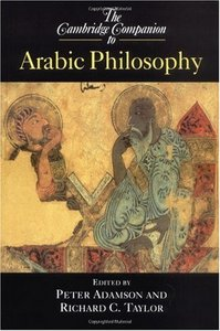 The Cambridge Companion to Arabic Philosophy (Cambridge Companions to Philosophy) free download
