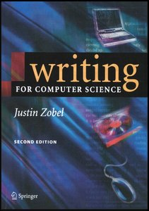 Writing for Computer Science, 2nd edition free download